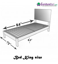 Bed B555