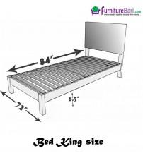 Luxury Bed B555