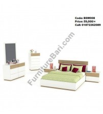 Bedroom set BSW008