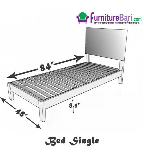 Bed B206