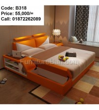 Bed B318