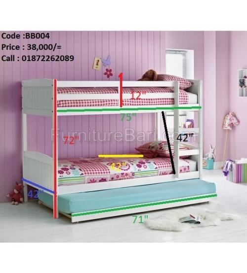 Bunk Bed BB004