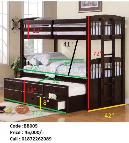 Bunk Bed BB005