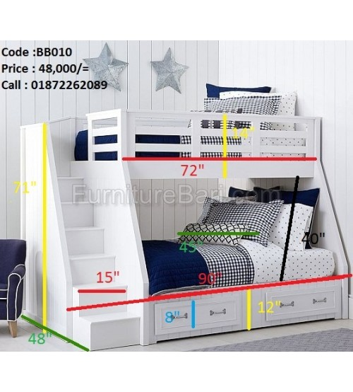 Bunk Bed BB021