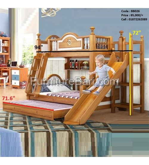 Bunk Bed BB026