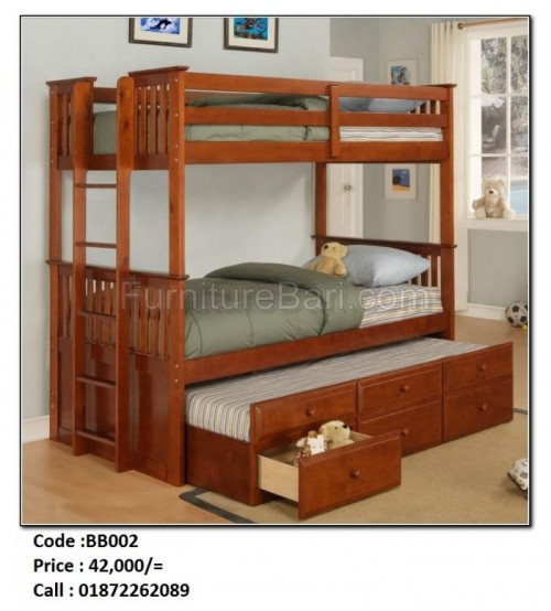 Bunk Bed BB002