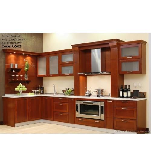 Kitchen Cabinet C002