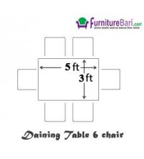Dining Table DT341