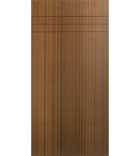 Deluxe Coffee Door Panel