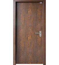 Glaze Chestnut Door Set