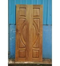 Kathal Wood Door KWD02