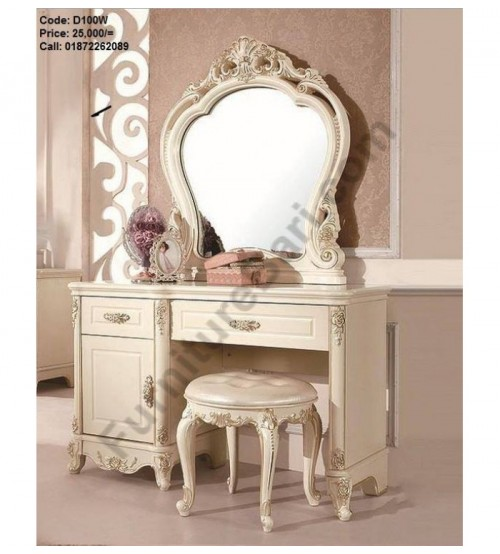 Dressing Table D100W