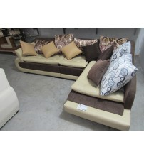 L Shaped Sofa L609