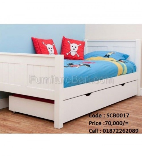 Kids Pull Out Bed SCB0017