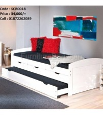 Kids Pull Out Bed SCB0018
