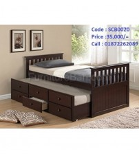Kids Pull Out Bed SCB0020