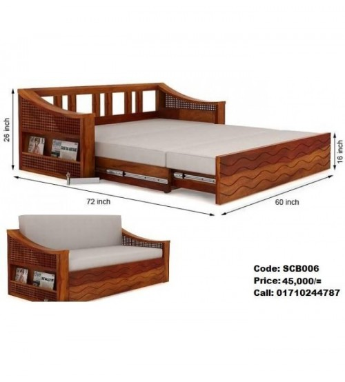 Sofa Cum Bed SCB006