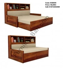 Sofa Cum Bed SCB009