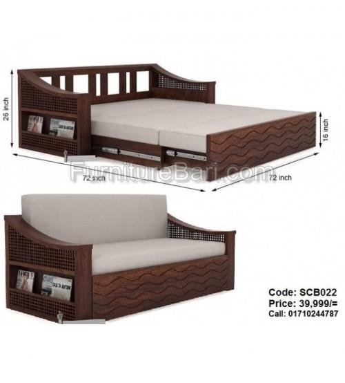 Sofa Cum Bed SCB022