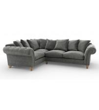 L Shaped Sofa L649