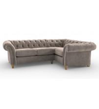 L Shaped Sofa L657