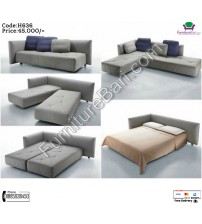Sofa Cum Bed H636