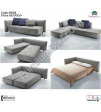 Sofa Cum Bed H636