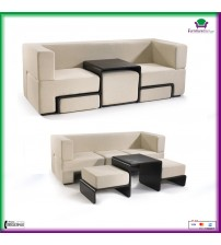 L Shaped Sofa S244