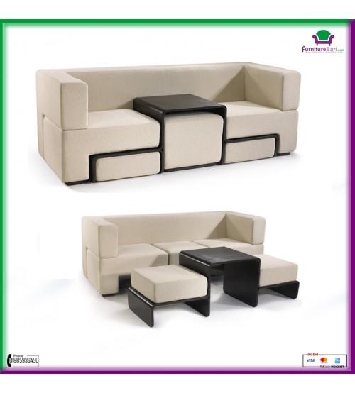 L Shaped Sofa S244