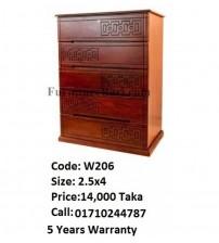 Wardrobe W205